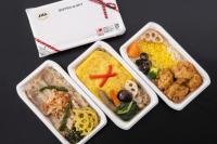 ニュース画像:JAL、先行発売の機内食「ビストロですかい」楽しみながら海外旅行気分