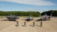 ニュース画像:岩国VMFA-121のF-35B、米空軍と三沢基地で即応性維持訓練