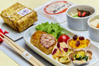 ニュース画像:JAL、9月国内線ファースト機内食 島根・料亭旅館「皆美館」が監修