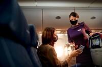 ニュース画像:デルタ航空、客室乗務員1,500人新規採用 ワクチン接種も条件