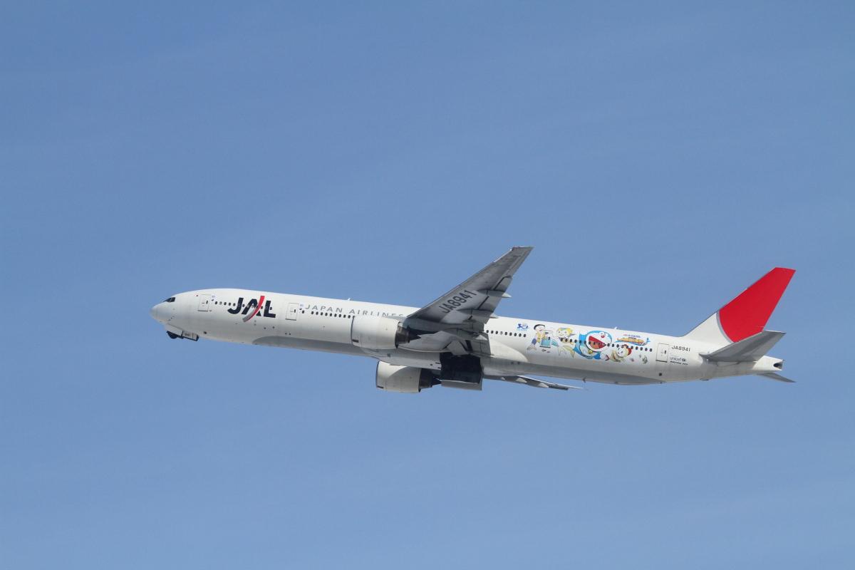 ニュース画像 1枚目:「ドラえもんジェット 2010」2010年2月〜2010年5月運航 (TAK_HND_NRTさん撮影)