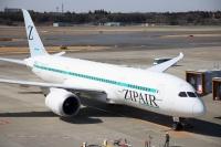 ニュース画像:ZIPAIR、9月の成田/ソウル線を増便 貨物運航を旅客便にも使用