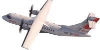 ニュース画像:佐渡や調布でも運航できるATR 42-600S、2023年に初飛行