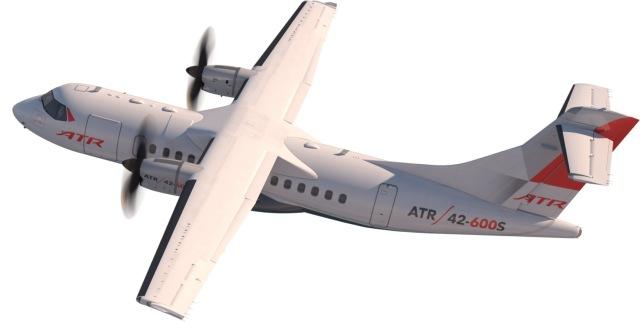 ニュース画像 1枚目:ATR 42-600S イメージ