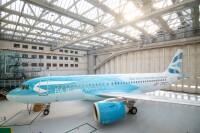 ニュース画像:ブリティッシュ・エア、新たな特別塗装機 ブルーで表現したものは?