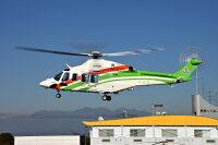 ニュース画像:群馬県防災ヘリコプター、3年ぶりに運航再開