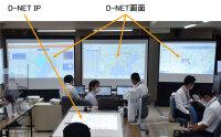 ニュース画像:災害・危機管理の空域統制統合システム「D-NET」、オリ・パラで安全な空域を確保