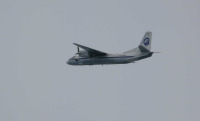 ニュース画像:ロシア民間機An-26、知床岬で領空侵犯 空自戦闘機が通告・警告