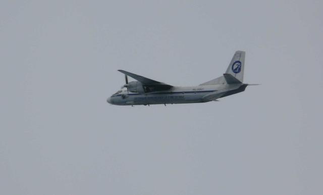 ニュース画像 1枚目:領空侵犯が確認された機体「RA-26521」