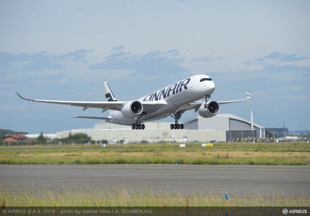 ニュース画像 1枚目:フィンエアー A350-900