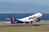 ニュース画像:アトラス航空、DHL向け4機種20機の運航継続 好調な貨物需要受け