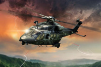 ニュース画像:レオナルド、英次期中型ヘリコプターに「イギリス製AW149」強烈アピール