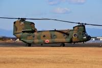 ニュース画像:愛知県と第10師団、林野火災を想定した空中消火訓練 新設ヘリポート使用