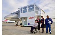 ニュース画像:フジドリームエアラインズ、近畿運輸局からバリアフリー化で表彰