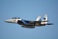 ニュース画像:ムロツヨシさんF-15戦闘機に搭乗!!  9月22日フジテレビ系で放送