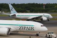 ZIPAIR、冬スケジュールの航空券発売 10月下旬からホノルル線増便の画像