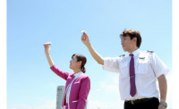 ニュース画像:ピーチ、航空力学反映したパイロット考案の紙飛行機を発売