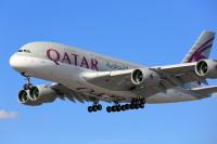 ニュース画像:カタール航空、A380を11月にも復帰 A350の運航停止が影響