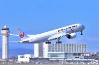 ニュース画像:JAL、A350「JA12XJ」を受領 国内幹線投入の機材を拡充