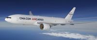 ニュース画像:フランスCMA CGM、ボーイング777貨物機を2機導入へ