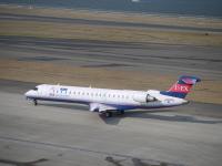 ニュース画像:三菱・MHIRJ、中古部品でリージョナルワンと提携 運航会社の支援体制強化