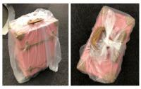 ニュース画像:ANA、手荷物梱包のビニール袋サービス終了 国内大手2社の脱プラ進む