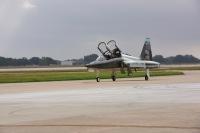 ニュース画像:空自隊員死亡した米でのT-38C墜落事故、エンジン最低出力の認識不足