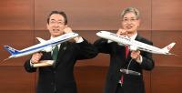 ニュース画像:ANAとJAL、2030年に世界の航空燃料でSAF10%達成へ協力