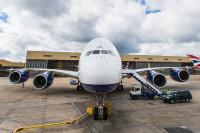 ニュース画像:ブリティッシュ・エアウェイズ、11月からA380の運航再開