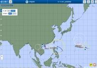 ニュース画像:台風18号の影響、先島諸島の発着便を中心に欠航
