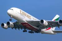 ニュース画像:エミレーツ、EXPO期間中に搭乗券で割引・特典 A380シミュレーターも