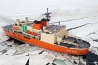 ニュース画像:砕氷艦「しらせ」、第63次南極観測協力 11月10日〜3月30日