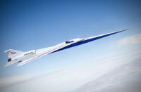 ニュース画像:JAXA、静かな超音速機実現でNASA、ボーイングと共同研究スタート