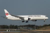 ニュース画像:JAL、12月から羽田発香港行き旅客便の運航を再開