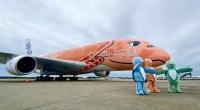 """ニュース画像:3機が揃ったANAのA380、コロナ禍の""""今""""3号機を受領した意味"""
