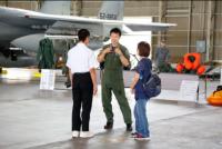 新田原基地、空自入隊に興味・関心ある方対象に1,000名招待の画像