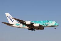 ニュース画像:下地島空港、A380フライング・ホヌ飛来で空港周辺の通行に注意喚起