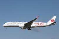 ニュース画像:JALの羽田/伊丹線が10月下旬に就航70周年、最新鋭A350投入へ