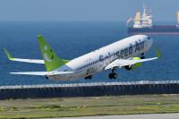ニュース画像:ソラシドエア、11月は全便運航 14路線1日78便