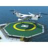 ニュース画像 3枚目:離着陸時には主翼も可動