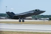 ニュース画像 1枚目:アメリカ空軍のF-35A