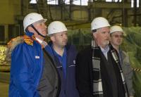 ニュース画像:ボーイング、777Xでチタン部材を多く使用へ ロシア工場を見学