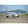 ニュース画像 2枚目:MRJ90 試験飛行初号機 JA21MJ