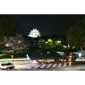 ニュース画像 3枚目:主翼輸送は名古屋城を経由。初飛行への思いを互いに誓った様だ