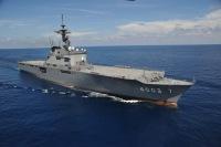 ニュース画像:海上自衛隊、11月14日、15日に輸送艦「くにさき」を日向市で一般公開