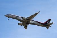 ニュース画像 4枚目:大空に羽ばたくMRJ