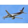 ニュース画像 10枚目:初飛行で県営名古屋空港を離陸したJA21MJ