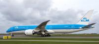 ニュース画像:KLMオランダ航空、初の787-9を受領