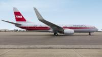 ニュース画像:アメリカン航空、レトロ塗装第2弾はトランス・ワールド航空の塗装
