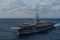 アメリカ海軍、日本に2隻目の空母を配備検討か?の画像